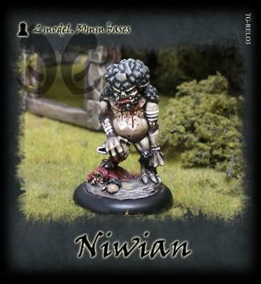 Tor Gaming Relics Orcnar 28mm Niwian Pack MINT