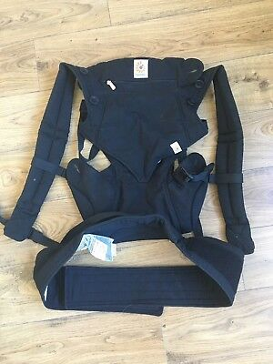 Ergobaby 360 4 Position Baby Carrier Used Once