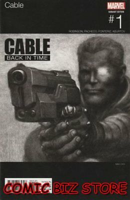 Cable  #1 (2017) 1St Printing Scarce Hip Hop Variant Cover