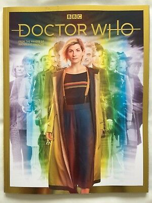 DOCTOR WHO Magazine 2018 Special Edition - The Story of Dr Who (Jodie Whittaker)