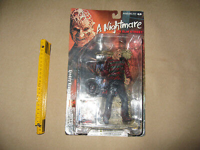 FREDDY KRUEGER 2nd Edition Nightmare On Elm Street McFarlane  neu OVP rar selten