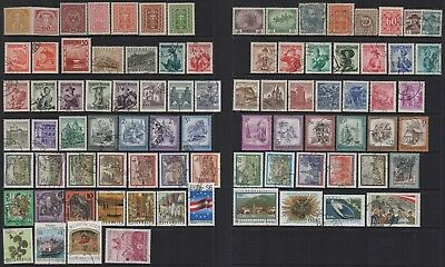 Austria ~ Used & Mint Stamps Bulk Lot Of 85