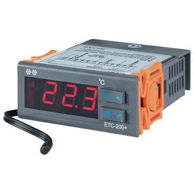Voltcraft ETC-200+ Digital Thermostat Temperature Controller