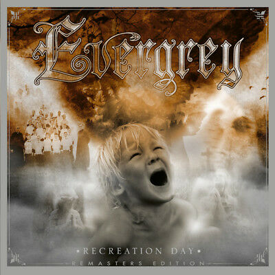 EVERGREY -Recreation Day (Remasters Edition) Clear Blue-Vinyl-2LP - 884860224611