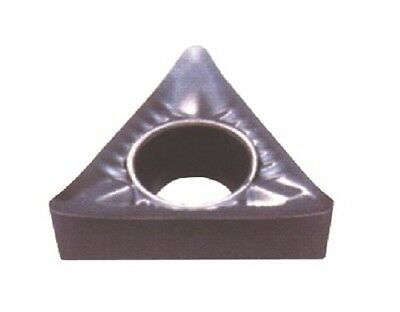 Cobra Carbide TCGX 32.51 Uncoate C520 Triangle with Chipbreaker Insert Pack of10