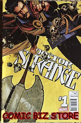 Doctor Strange #1  (2015) 1St Printing Bagged & Boarded Marvel Comics