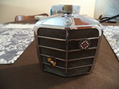 Japan 803 Novelty Car Grille Transistor Radio