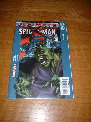 Ultimate Spider-Man 26. Nm Cond. Nov 2002. Bendis / Bagley / Thibert