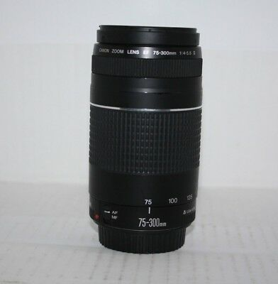 Canon Zoom Lens - EF - 75-300mm - 1: 4-5.6 III