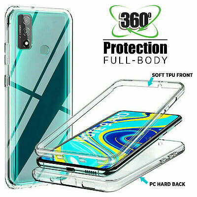 For Huawei Mate 20 Lite P20 Nova 3i 360° Rugged Case Built in Screen Protector