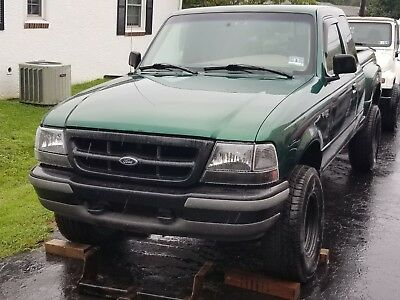 1999 Ford Ranger xl 1999 ford ranger xl 3.0l 4x4