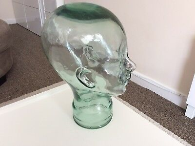Ornament Glass Head