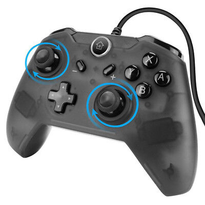 Pro Game Gaming Controller Gamepad Joypad Remote For Nintendo Switch Console