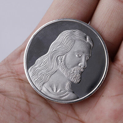 Jesus last supper commemorative coin collection collectible christmas gift *TR