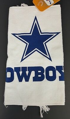 Dallas Cowboys Golf Towel Hand Towel NFL Licensed NWT