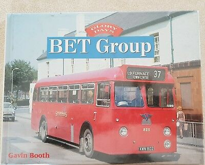 Glory Days BET Group, by Gavin Booth, 1998 edition