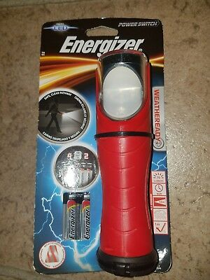 Eveready Energizer All-In-One Flashlight Red WRESA41E