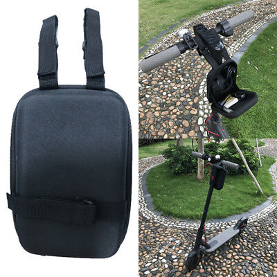 For Xiaomi Electric Scooter Storage Bag Carrying Bag Quick releasing EVA Black