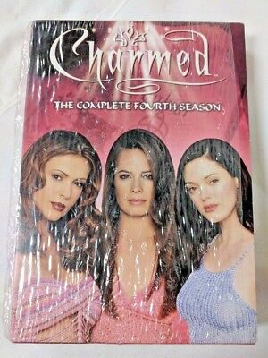 Charmed - The Complete Fourth Season DVD