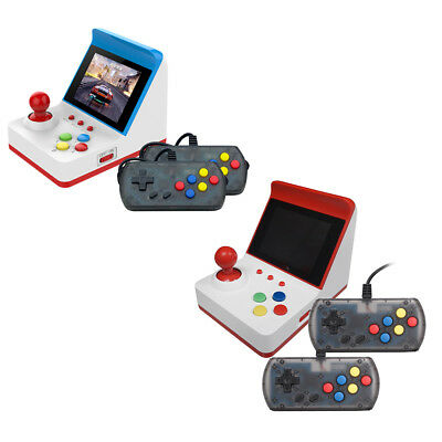 Retro Classic Arcade HD TV Game Console 3Inch 360 Games with 2 Controllers