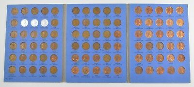 Complete 1941-58 Lincoln Wheat Cent Set - Includes 1943 Steel Cents! *659