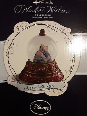 Hallmark Wonders Within Collection DISNEY DUMBO A MOTHERS LOVE NIB RARE