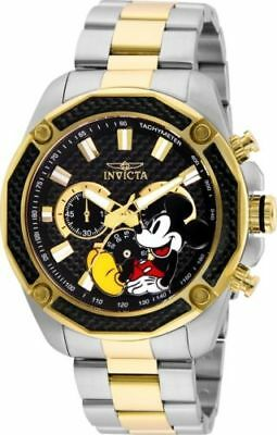 27359 Invicta 48mm Disney Limited Edition Men's Chronograph  Two-Tone Watch