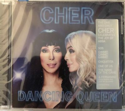 CHER - Dancing Queen [New Factory Sealed CD] ABBA