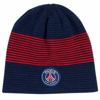 dc89b40a6b6 PSG - BONNET Paris Saint-Germain Officiel - Bleu - EUR 19