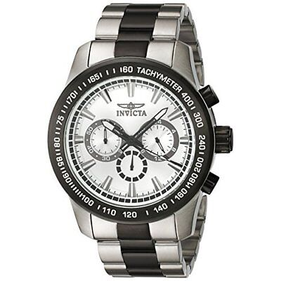 Invicta Men's Speedway 21799 Two-Tone Stainless Steel Chronograph Watch