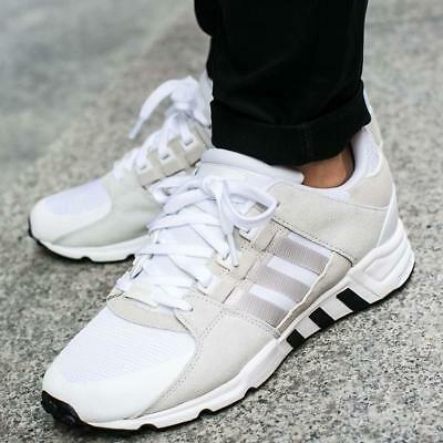 finest selection 511ea 5d686 adidas Originals EQT Support RF Trainers Footwear WhiteGrey All Sizes