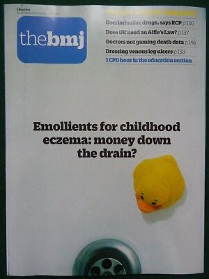 Bmj British Medical Journal 5 May 2018 Emollients For Childhood Eczema