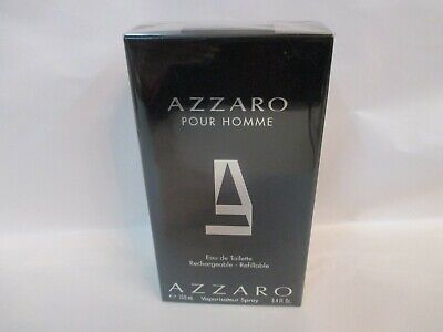 Chrome Legend  Azzaro  Men  Pour  Homme  Edt Vapo 125 Ml Blister