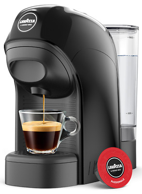 LAVAZZA A Modo Mio TINY COFFEE MACHINE Espresso @@ Pod Welcome Kit @@ FAST POST
