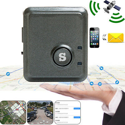 Mini V8S GSM GPRS GPS Tracker Locator Car Kids GPS Vehicle Ortungsgerät Alarm