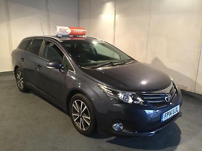 Toyota Avensis 2.0D-4D ( 126bhp ) 2014MY Icon