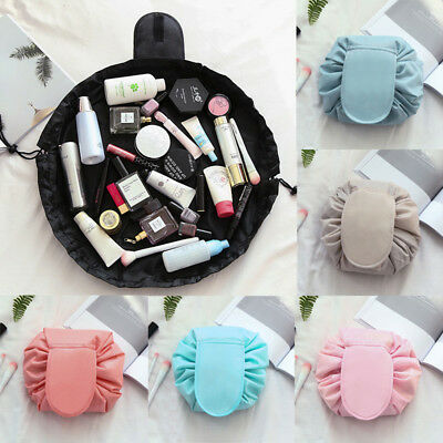 New Drawstring Toiletry Bag Lazy Makeup Bag Quick Pack Waterproof Travel Bag