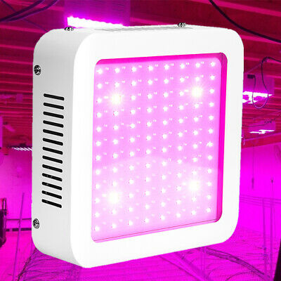 Hydro 600W LED Grow Light Pro VEG Hydroponic Full Spectrum Plant Grow Lamp