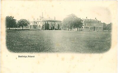 POLMONT BLAIRLODGE Scotland Stirlingshire Vintage Early PC c1905