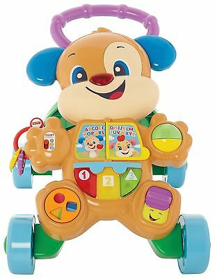 Fisher Price FISHER-PRICE LAUGH AND LEARN ÉTAPES INTELLIGENTES PUPPY WALKER New