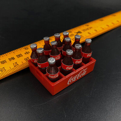 "1/6th A dozen 12 cola cassettes Scenes Model For 12"" Action Figure"