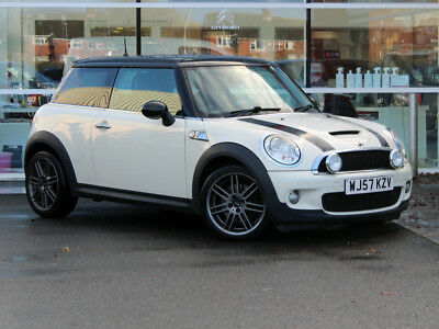 2007 57 MINI COOPER S 1.6 175hp HATCH 3dr - NEW MOT - £4215 of FACTORY OPTIONS!