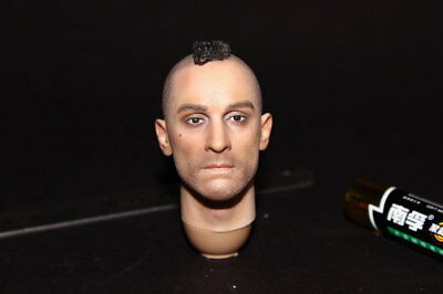 """Blackboxtoys 1/6th Taxi Driver Head Sculpt For 12"""" Male Action"""