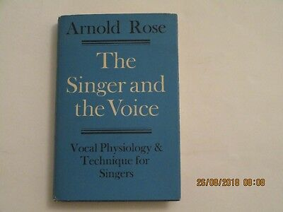 The Singer And The Voice--Arnold Rose--1971