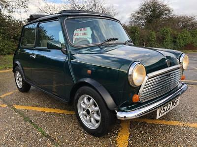 1993 Rover Mini 1275cc  British Open Classic Ltd Edn. BRG. Only 33k.