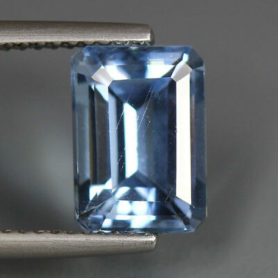 3.21 Cts_Glittering Top Fire & Luster_100 % Natural Blue Beryl_Aquamarine
