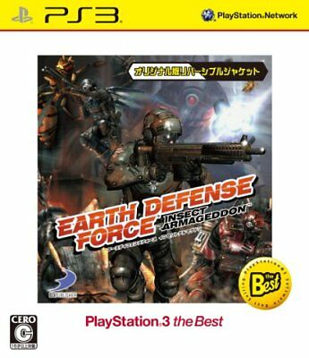 Earth Defense Force: Insect Armageddon - PlayStation3 the Best (Japan Import)