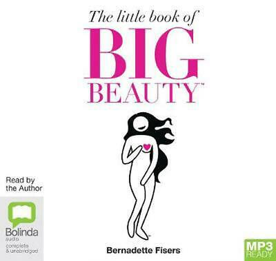 The Little Book of Big Beauty by Bernadette Fisers Free Shipping!