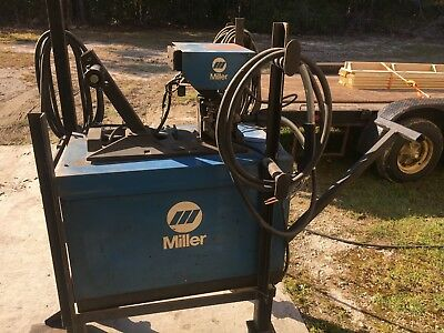 Miller MP-30E Mig Welder and Millermatic S-52E Wire Feeder