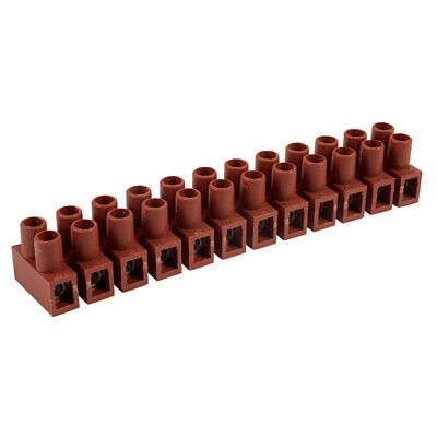 Metway 23012T High Temp 10A Terminal Block 4mm2